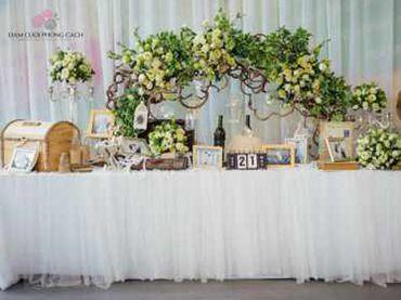 Combo tiệc cưới phong cách Rustic II - Tự Trang Trí Đám Cưới - Hình 1