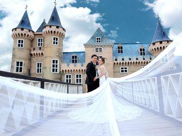 Chụp phim trường ALIBABA - Áo cưới Ngô Quyền - Hình 5