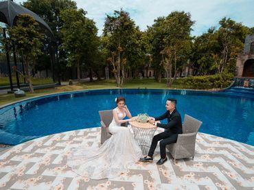 Album chụp phim trường L'amour - Áo cưới Ngô Quyền - Hình 1