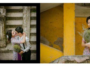 Chụp ảnh cưới nhà thờ Đổ - Ba Vì 15.500.000đ - Ảnh viện Vivian - Hình 5