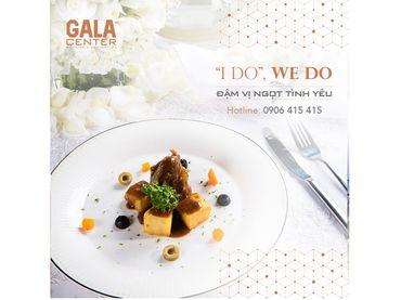 Bàn tiệc tiết kiệm nhất tại Gala Center - Trung Tâm Hội Nghị & Tiệc Cưới GALA - Hình 1