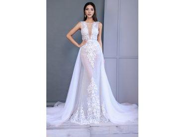 Thuê váy cưới - Dòng Luxury - NTK MINH TUAN Nguyen - Hình 1