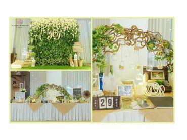 Combo cưới tiết kiệm phong cách Mộc II - Tự Trang Trí Đám Cưới - Hình 1