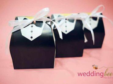 Big Sale - Chỉ 3k/set, Tặng 50% phí thank tag - Hộp quà cưới - Wedding Bee - Hình 15