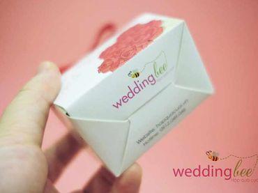 Big Sale - Chỉ 3k/set, Tặng 50% phí thank tag - Hộp quà cưới - Wedding Bee - Hình 20