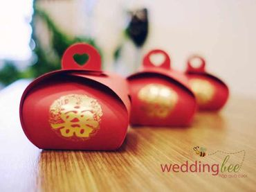 Hộp quà cưới cao cấp lồng chim - Hộp quà cưới - Wedding Bee - Hình 4