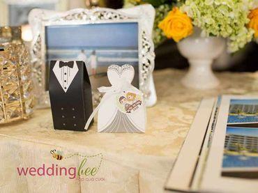 Hộp quà cưới cao cấp lồng chim - Hộp quà cưới - Wedding Bee - Hình 8