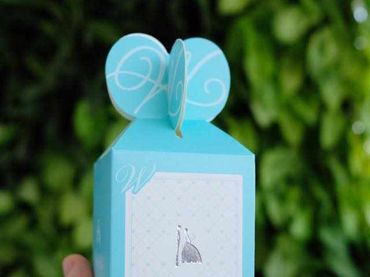 Hộp quà cưới cao cấp lồng chim - Hộp quà cưới - Wedding Bee - Hình 6