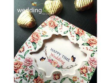 Hộp quà cưới cao cấp lồng chim - Hộp quà cưới - Wedding Bee - Hình 7
