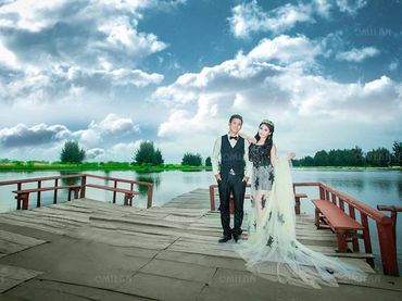 Gói chụp ảnh biển - Áo cưới Milan - Hình 2