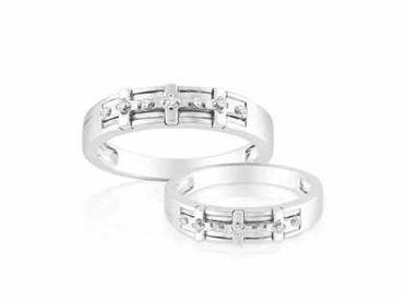 Nhẫn cưới I'm Yours - PRECITA - Hình 1