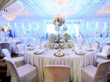 Tiệc cưới lãng mạn - Park Hyatt Saigon - Hình 1