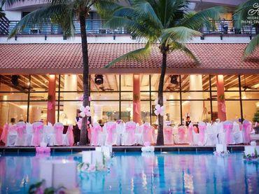 Tiệc cưới trọn gói - PARKROYAL Saigon - Hình 5