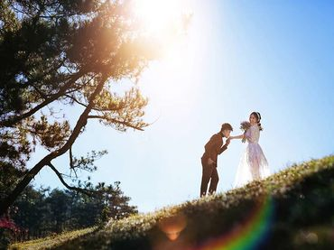 Trọn gói Album ảnh cưới Đà Lạt 2018 - Áo cưới Kim Tuyến - Hình 9
