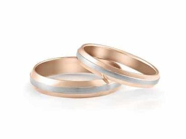 Nhẫn cưới vàng Never End - PRECITA - Hình 1