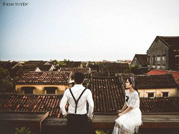 Chụp Album cưới Đà Nẵng - Áo cưới Kim Tuyến - Hình 17