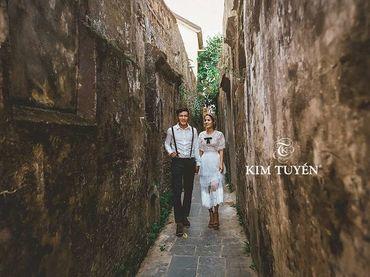 Chụp Album cưới Đà Nẵng - Áo cưới Kim Tuyến - Hình 26