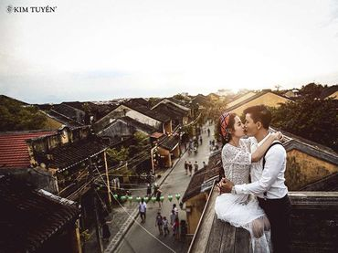 Chụp Album cưới Đà Nẵng - Áo cưới Kim Tuyến - Hình 13