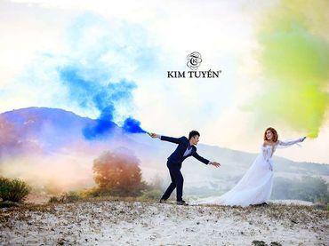 Chụp Album cưới Nha Trang - Áo cưới Kim Tuyến - Hình 5