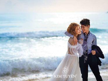 Chụp Album cưới Nha Trang - Áo cưới Kim Tuyến - Hình 19