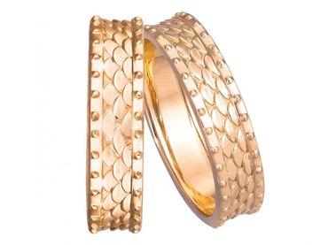 Nhẫn cưới PNJ Long Phụng vàng 18K - Vàng bạc đá quý Phú Nhuận - PNJ - Hình 1
