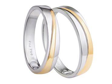 Nhẫn cưới PNJ Sánh duyên mã GNDRCA82598.002-GNDRCA82597.002 - Vàng bạc đá quý Phú Nhuận - PNJ - Hình 1