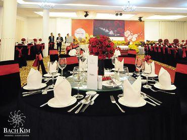 Trọn gói tiệc cưới hoàn hảo - Nhà hàng tiệc cưới Bạch Kim - Hình 57