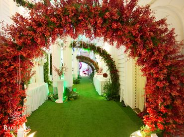 Trọn gói tiệc cưới hoàn hảo - Nhà hàng tiệc cưới Bạch Kim - Hình 5