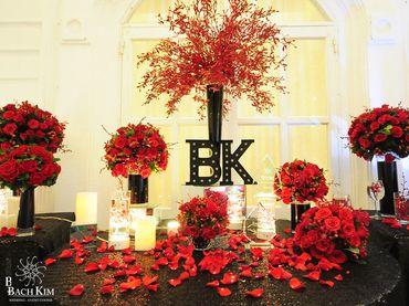 Trọn gói tiệc cưới hoàn hảo - Nhà hàng tiệc cưới Bạch Kim - Hình 9