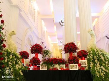Trọn gói tiệc cưới hoàn hảo - Nhà hàng tiệc cưới Bạch Kim - Hình 14