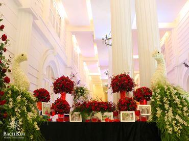 Trọn gói tiệc cưới hoàn hảo - Nhà hàng tiệc cưới Bạch Kim - Hình 15