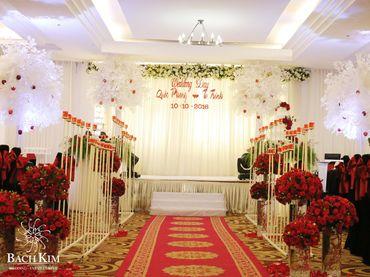 Trọn gói tiệc cưới hoàn hảo - Nhà hàng tiệc cưới Bạch Kim - Hình 23