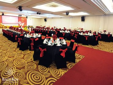 Trọn gói tiệc cưới hoàn hảo - Nhà hàng tiệc cưới Bạch Kim - Hình 38