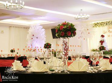 Trọn gói tiệc cưới hoàn hảo - Nhà hàng tiệc cưới Bạch Kim - Hình 53