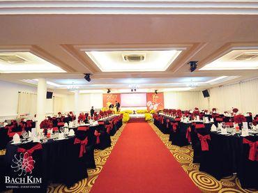 Trọn gói tiệc cưới hoàn hảo - Nhà hàng tiệc cưới Bạch Kim - Hình 30