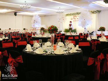 Trọn gói tiệc cưới hoàn hảo - Nhà hàng tiệc cưới Bạch Kim - Hình 47