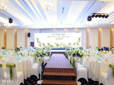 Ưu đãi tiệc cưới trọn gói - Nhà hàng tiệc cưới Bạch Kim - Hình 30
