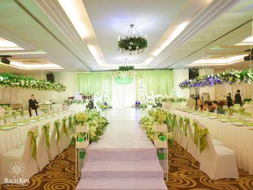 Ưu đãi tiệc cưới trọn gói - Nhà hàng tiệc cưới Bạch Kim - Hình 8