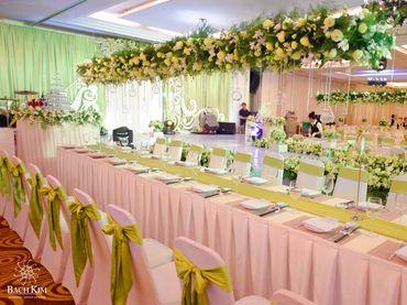Ưu đãi tiệc cưới trọn gói - Nhà hàng tiệc cưới Bạch Kim - Hình 2