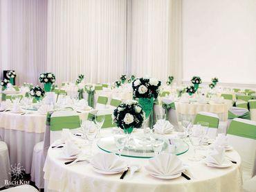 Ưu đãi tiệc cưới trọn gói - Nhà hàng tiệc cưới Bạch Kim - Hình 37