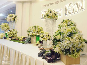 Ưu đãi tiệc cưới trọn gói - Nhà hàng tiệc cưới Bạch Kim - Hình 13