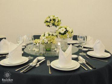 Ưu đãi tiệc cưới trọn gói - Nhà hàng tiệc cưới Bạch Kim - Hình 12
