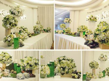 Ưu đãi tiệc cưới trọn gói - Nhà hàng tiệc cưới Bạch Kim - Hình 26