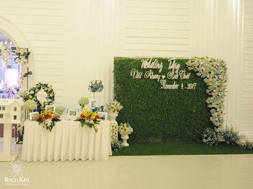 Ưu đãi tiệc cưới trọn gói - Nhà hàng tiệc cưới Bạch Kim - Hình 18