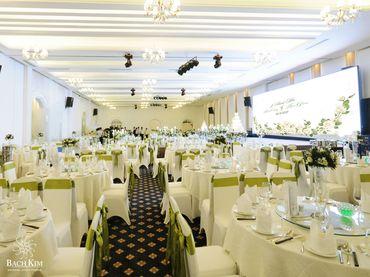 Ưu đãi tiệc cưới trọn gói - Nhà hàng tiệc cưới Bạch Kim - Hình 22