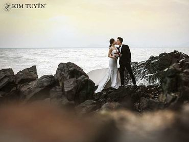 Trọn gói Album cưới Hồ Cốc - Áo cưới Kim Tuyến - Hình 9