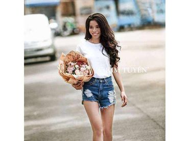 Trọn gói Album ngoại cảnh Sài Gòn - Áo cưới Kim Tuyến - Hình 14