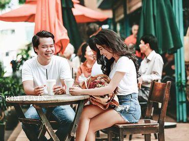 Trọn gói Album ngoại cảnh Sài Gòn - Áo cưới Kim Tuyến - Hình 20