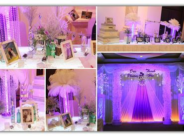 Đặt tiệc trọn gói - Trung tâm hội nghị tiệc cưới Diamond Place - Hình 55