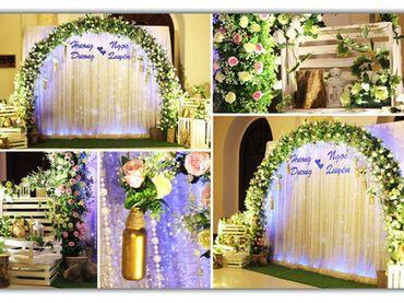 Đặt tiệc trọn gói - Trung tâm hội nghị tiệc cưới Diamond Place - Hình 38